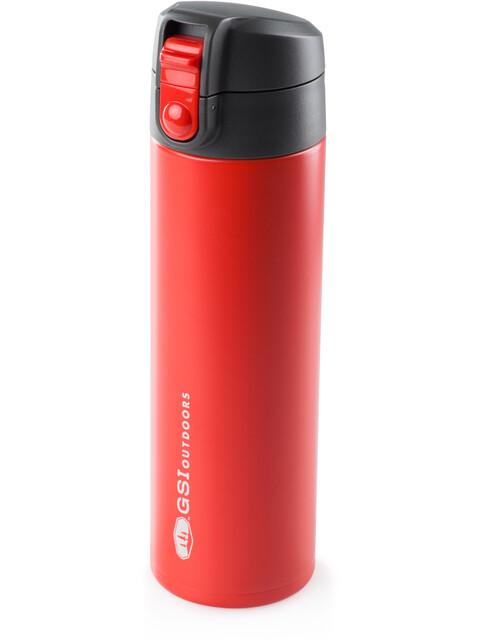 GSI Microlite 500 Flip - Gourde - rouge